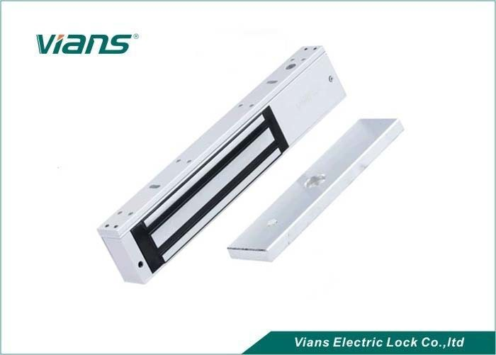 Linear Holding Force electro magnetic door lock , Access Control Door Locks CE Approved